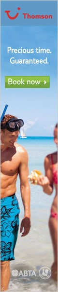 Thomson Holidays late deals
