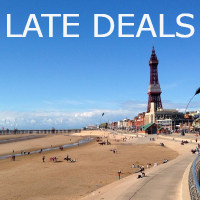 UK late deal holidays